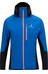 Peak Performance M's BL Hybrid Mid Sweatshirt Hero Blue